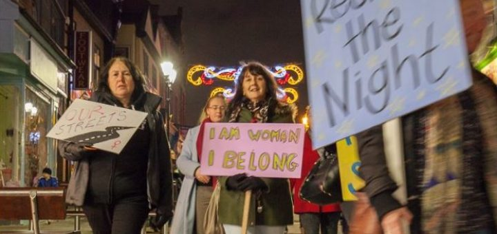 Reclaim the NIght 2017
