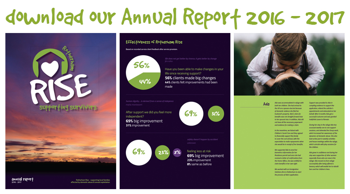 Download our Annual report