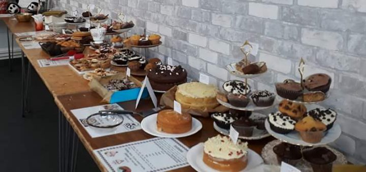 Coffee & Cake Fundraiser