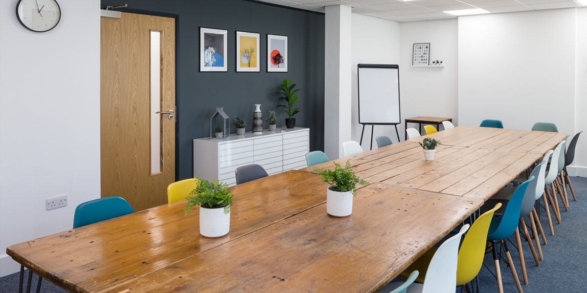 Rise's Hire Rooms for Meetings