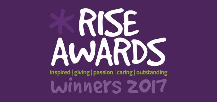 Rise Awards Winners 2017